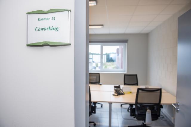 Coworking kantoor BC Vilvoorde