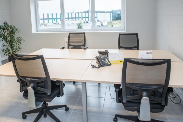 Flex kantoor BC Vilvoorde